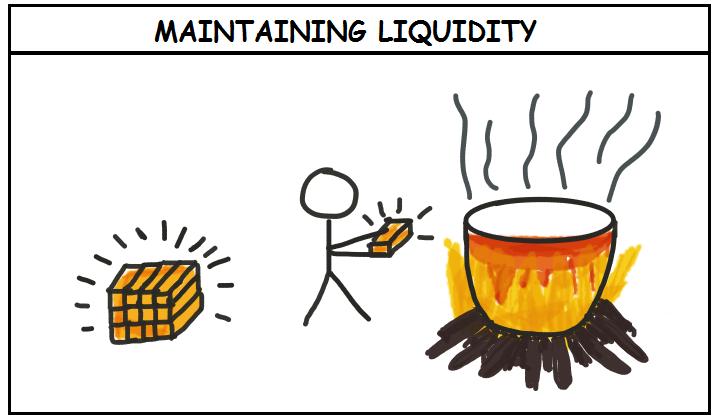 5 Maintain Liquidity